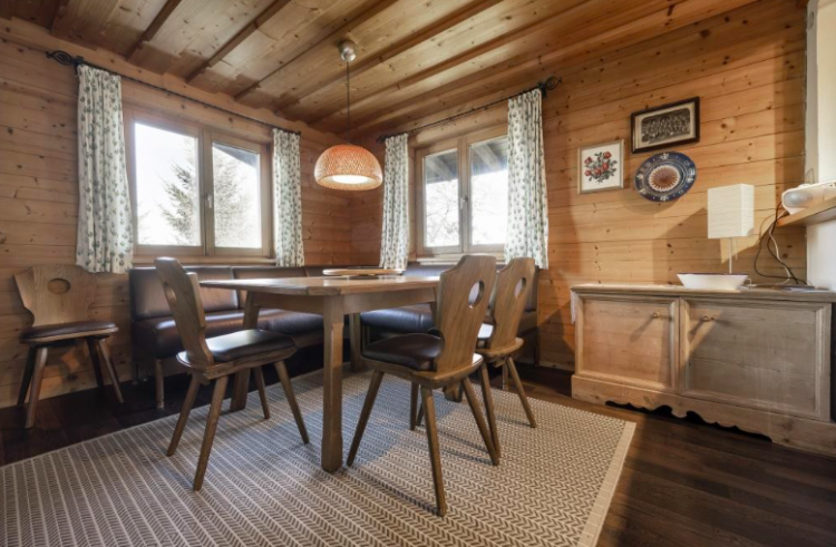 Luxusní ski-in ski-out chalet, St Johann in Tirol